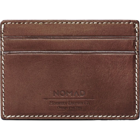 Nomad Slim Leather Wallet- NM500R0S00