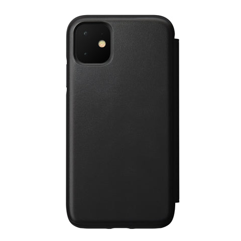Nomad Folio Leather Case for iPhone 11