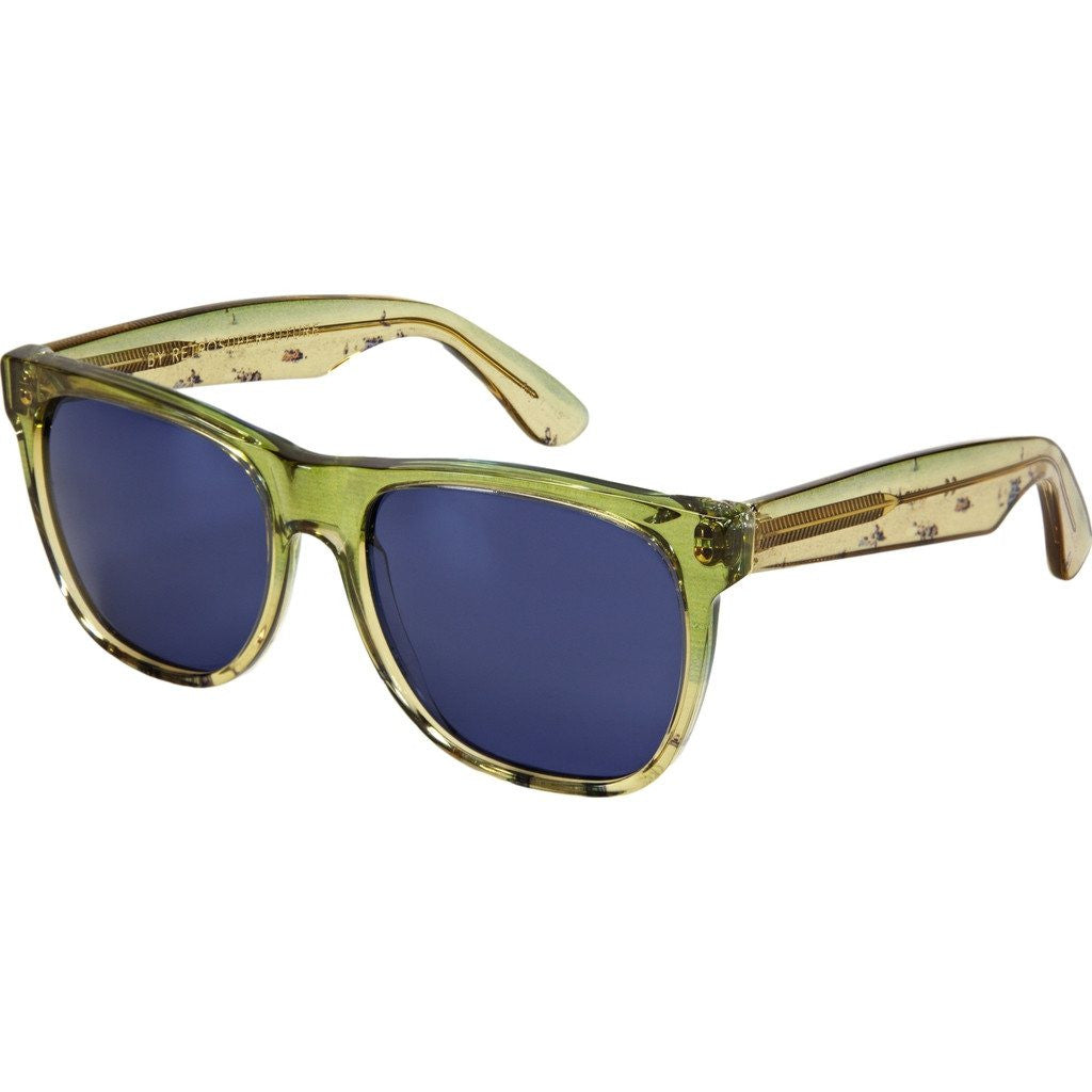 RetroSuperFuture Basic Wayfarer Sunglasses | Florida Resin 859