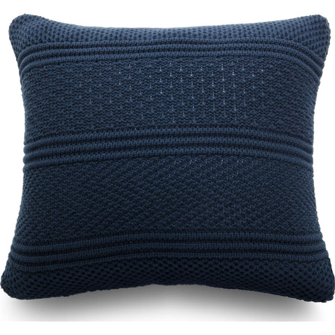 Atipico Intrecci Pillow Cushion | Ocean Blue 8801