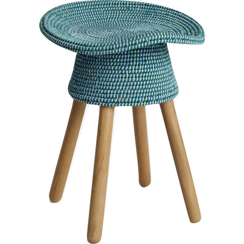 Umbra Shift Coiled Stool | Aqua 880240-020