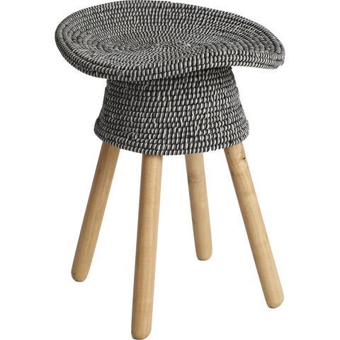 Umbra Shift Coiled Stool | Grey 880240-255