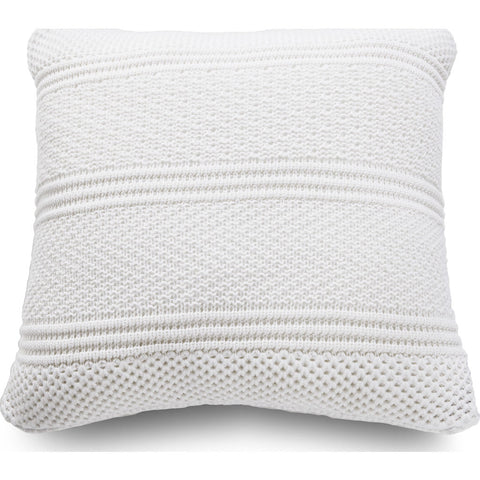 Atipico Intrecci Pillow Cushion | Snow White 8804
