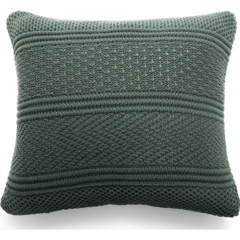 Atipico Intrecci Pillow Cushion | Forest Green 8805