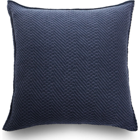 Atipico Spinato Pillow Cushion | Ocean Blue 8816