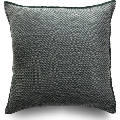 Atipico Spinato Pillow Cushion | Forest Green 8817