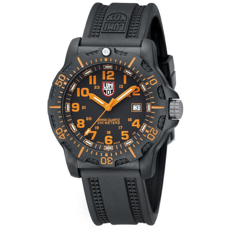 Luminox Land Black Ops Carbon 8819.GG Watch | 45mm