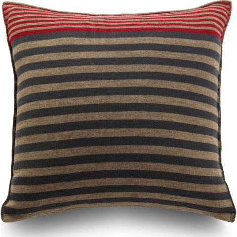 Atipico Longitudini Pillow Cushion | Terra Brown 8820