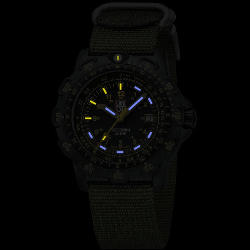 Luminox Land Recon Point Man 8825.KM Watch | 45mm