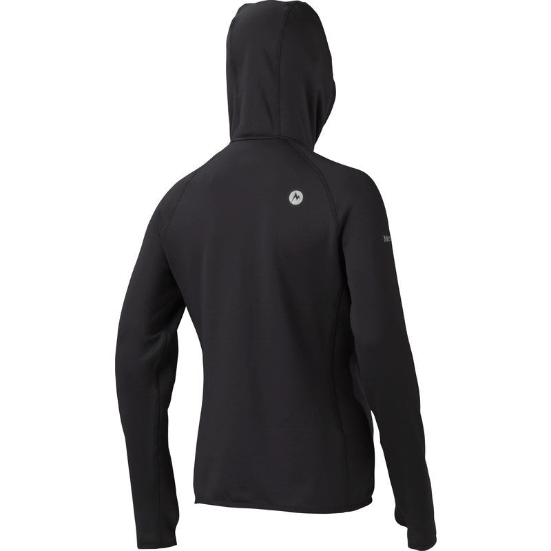 Marmot Women's Thermal Rª Variant Hoodie | Black 88710-001