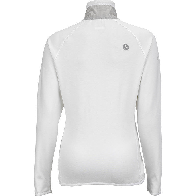 Marmot Women's Thermal Rª Variant Jacket | Platinum/White 88730-1347