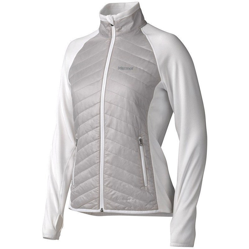 Marmot Variant Women's Thermal R™ Jacket | Platinum/White