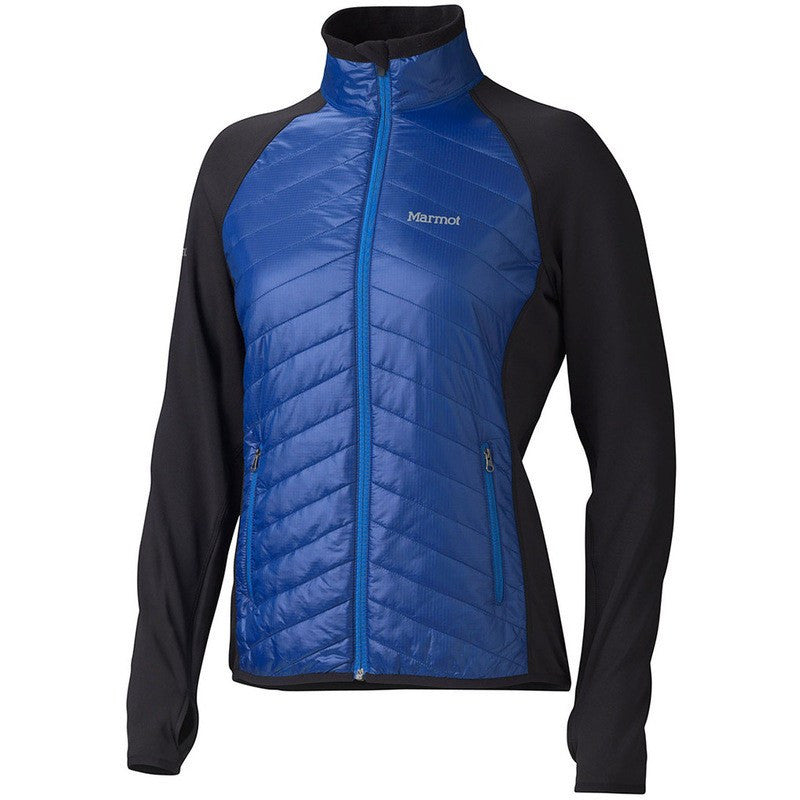 Marmot Variant Women's Thermal R™ Jacket | Gem Blue/Black