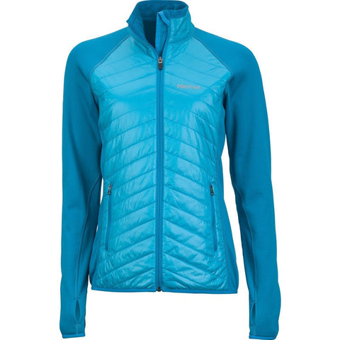Marmot Women's Thermal Rª Variant Jacket | Sea Breeze/Dark Atomic 88730-2971