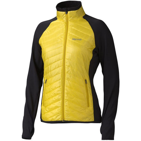 Marmot Variant Women's Thermal R™ Jacket | Sunlight/Black