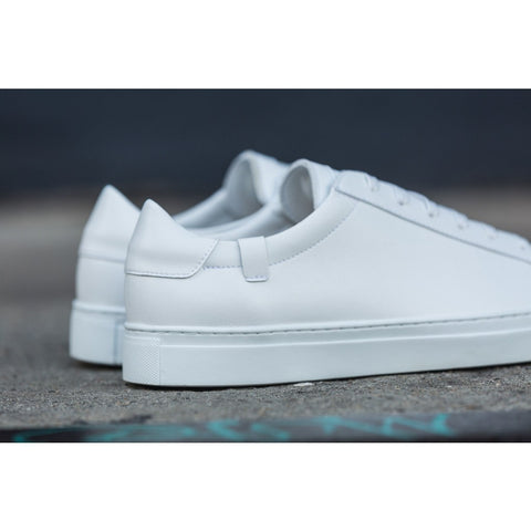 House of Future Original Low Top Micro-Leather Shoes USM 13 / EUR 46 | White 1044C1007USM130