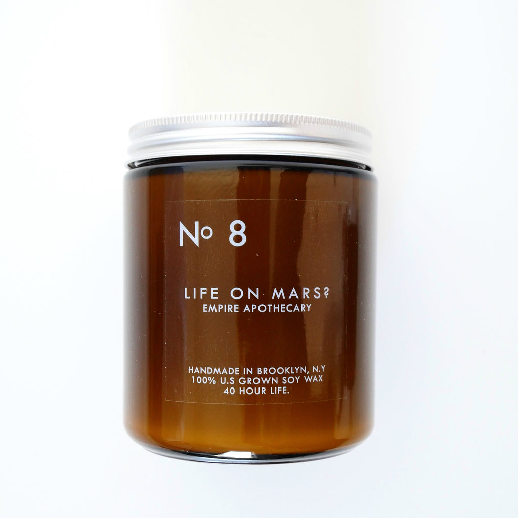Empire Apothecary No. 8 Candle | Life On Mars