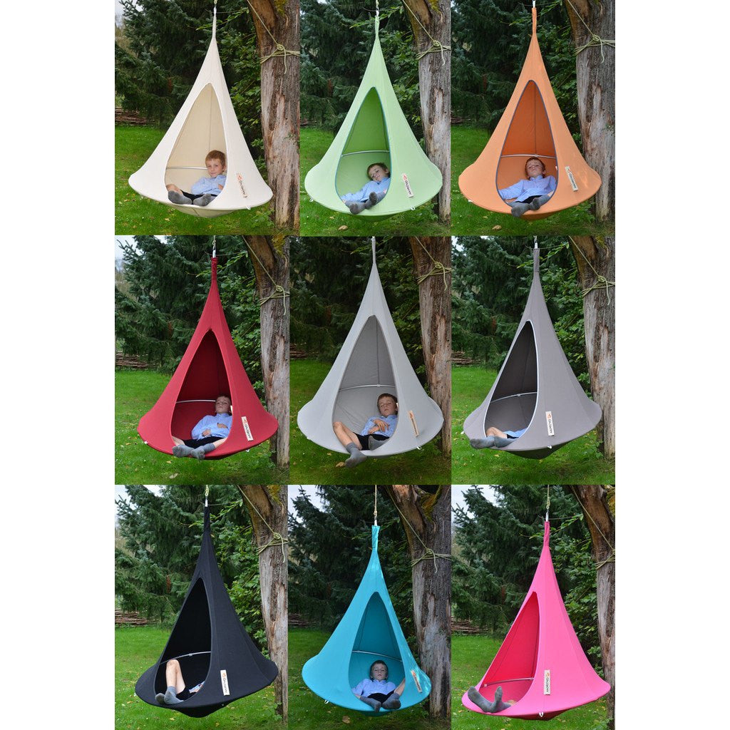 Cacoon Bonsai Children's Hanging Hammock | Turquoise BLB010