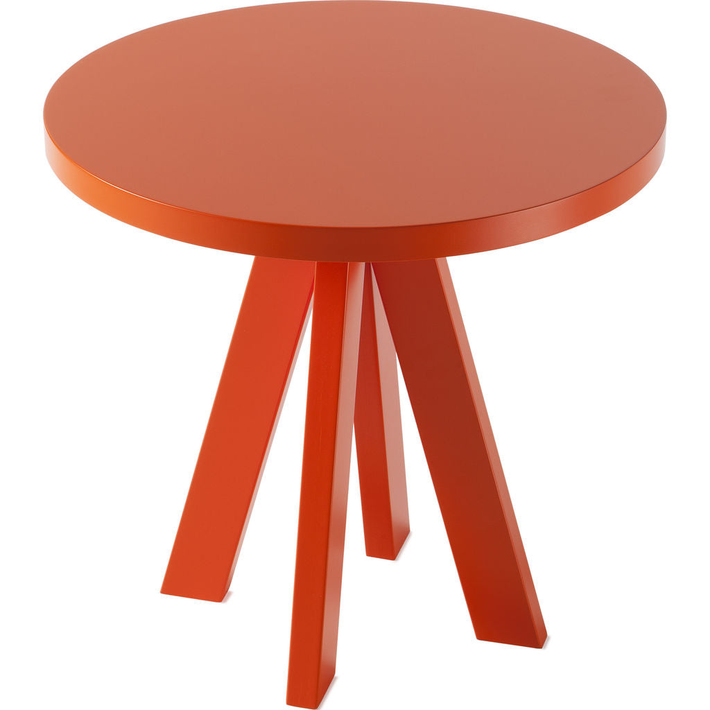 Atipico A.Ngelo Coffee Table | Traffic Orange 9002