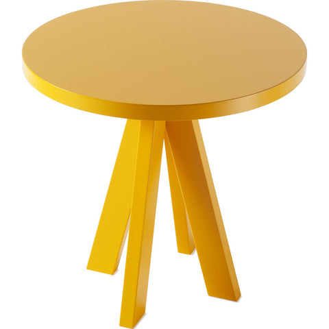 Atipico A.Ngelo Coffee Table | Signal Yellow 9003