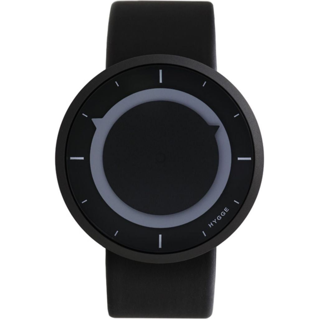 Hygge 3012 SERIES Watch | Black/CoolGrey HGE020024 MSP3012BC(GR)