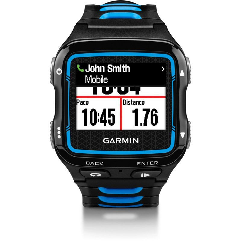 Garmin Forerunner® 920XT GPS Fitness Watch | Black/Blue