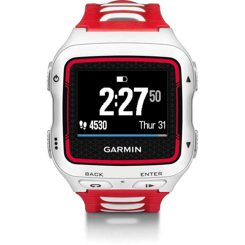 Garmin Forerunner® 920XT GPS Fitness Watch | White/Red