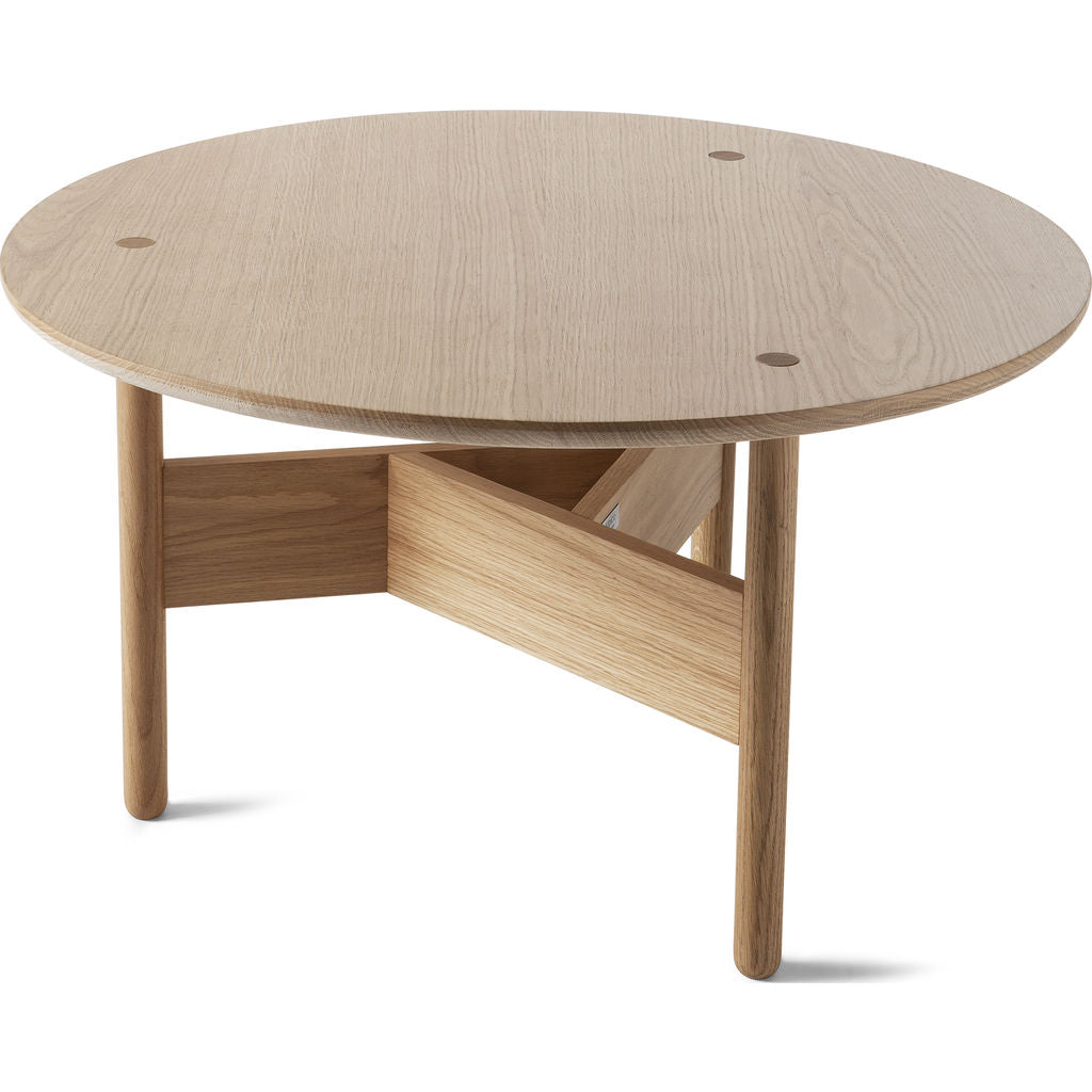Atipico Orbital Coffee Table | Oak 9252