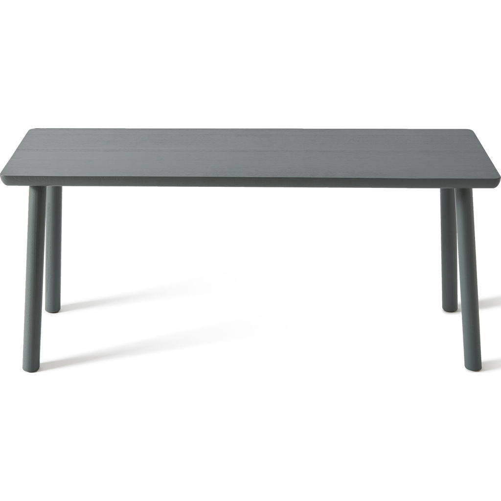 Atipico Acrocoro Ash Wood Bench | Traffic Grey 9494