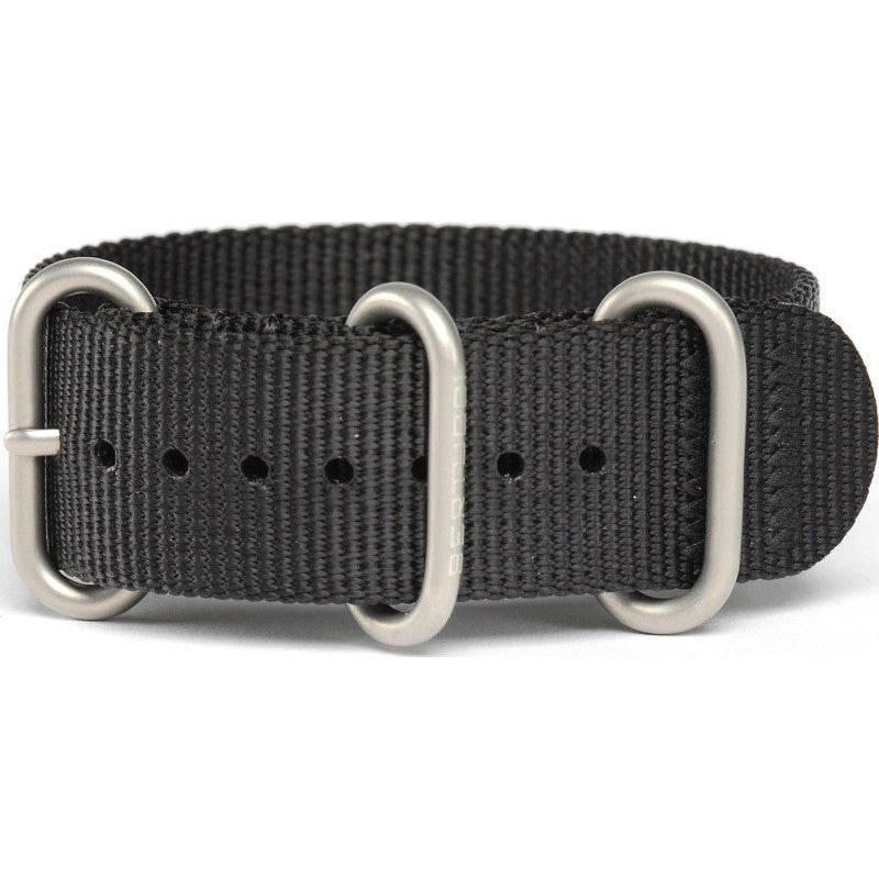 Bertucci DX3 Field Nylon Watch Band | Black #95