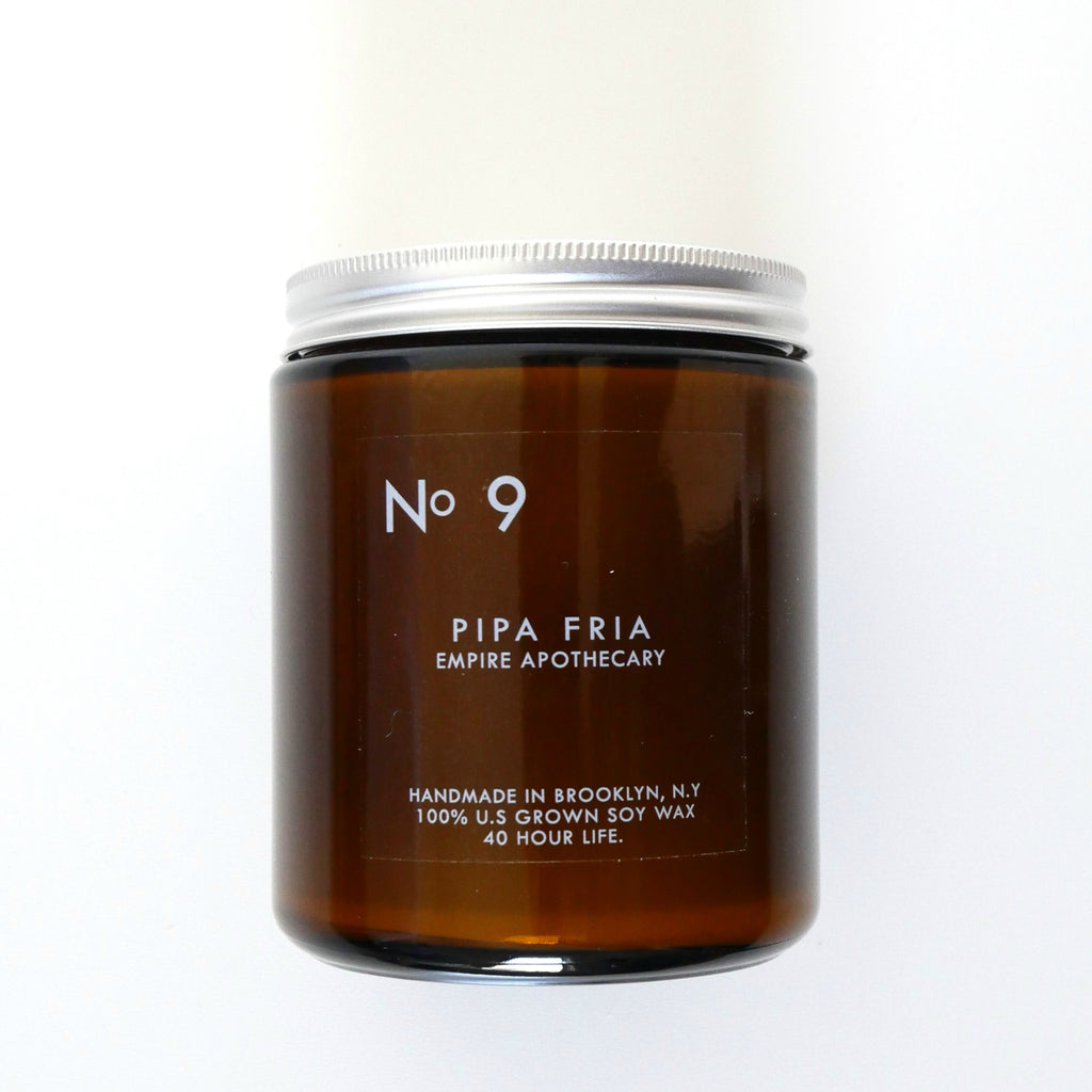 Empire Apothecary No. 9 Candle | Pipa Fria