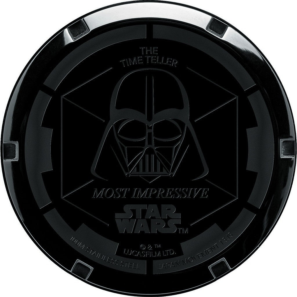 Nixon x Star Wars Time Teller Men's Watch | Vader Black A045SW 2244-00