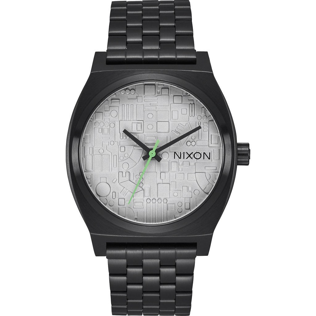 Nixon x Star Wars Time Teller Watch | Death Star Black A045SW 2383-00