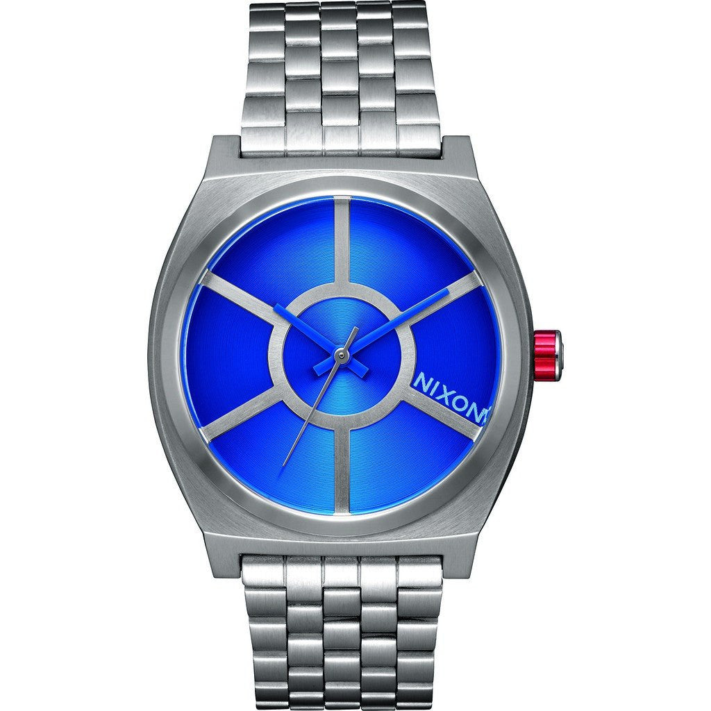Nixon x Star Wars Time Teller Men's Watch | R2D2 Blue A045SW 2403-00
