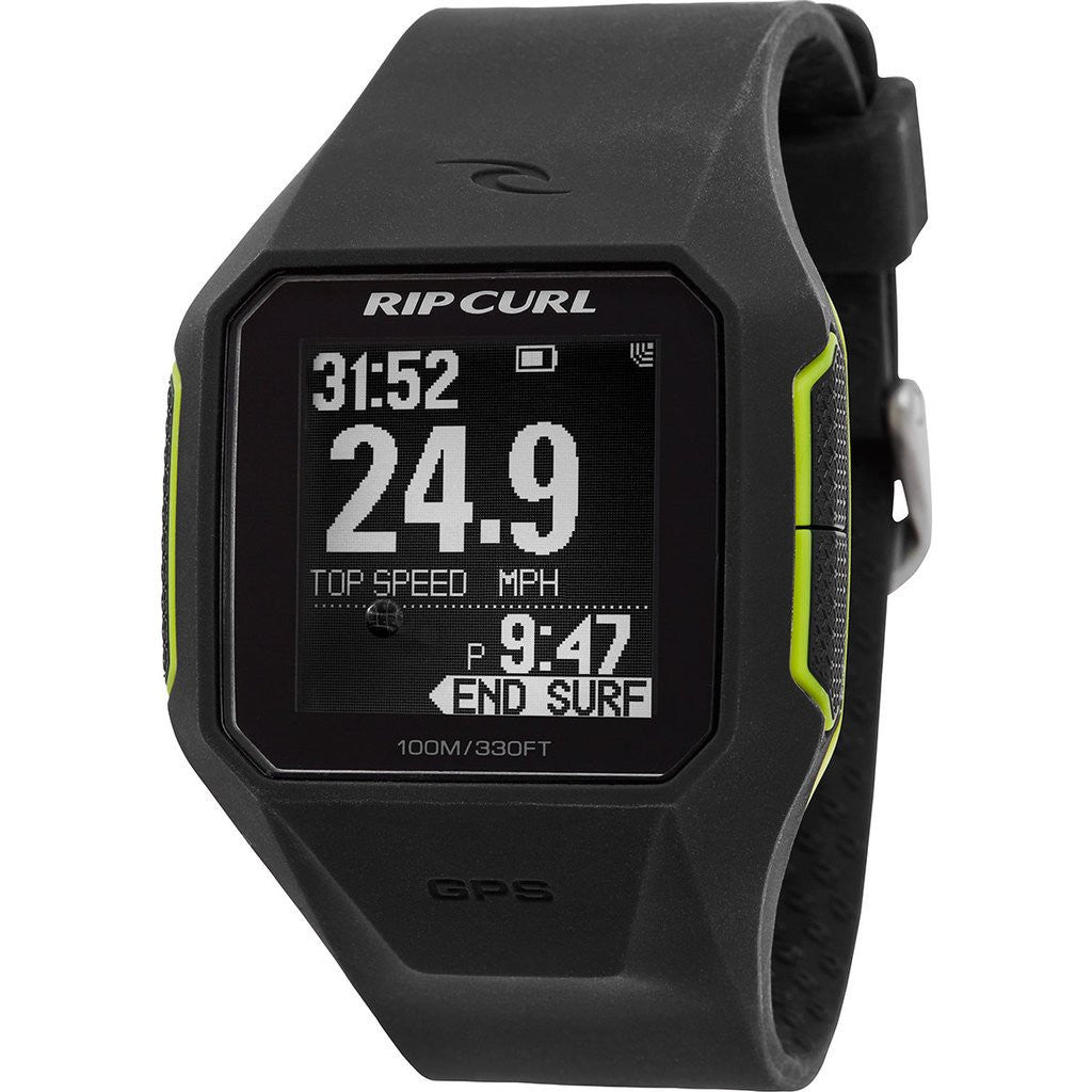 Rip Curl Search GPS Watch | Charcoal A1111-CHA