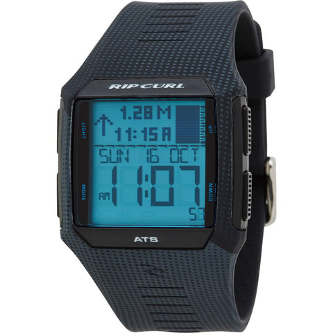 Rip Curl Rifles Tide Watch | Blue (BLU) A1128