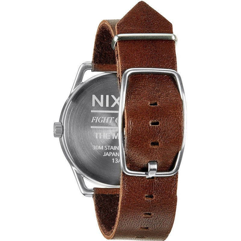 Nixon Mellor Men's Watch | Black / Brown