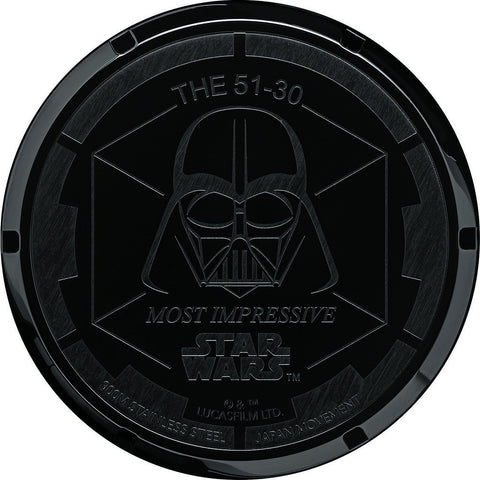 Nixon x Star Wars 51-30 Men's Watch | Vader Black A172SW 2244-00