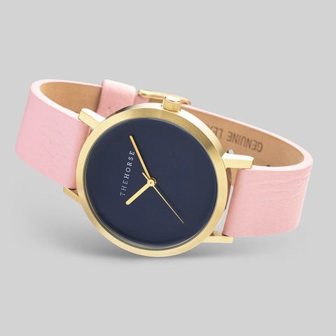 The Horse Original Gold Watch | Musk A17