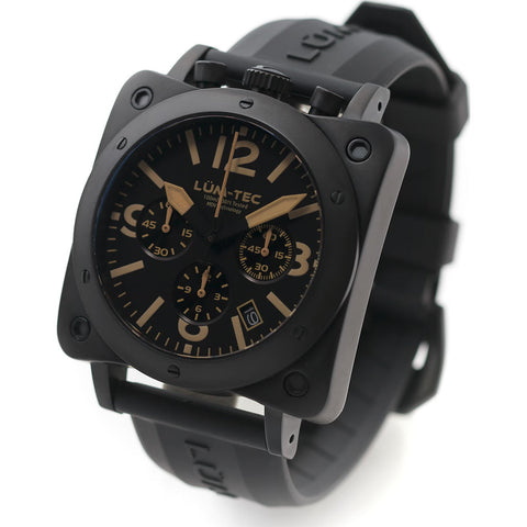 Lum-Tec A19 Phantom Watch | Rubber Strap