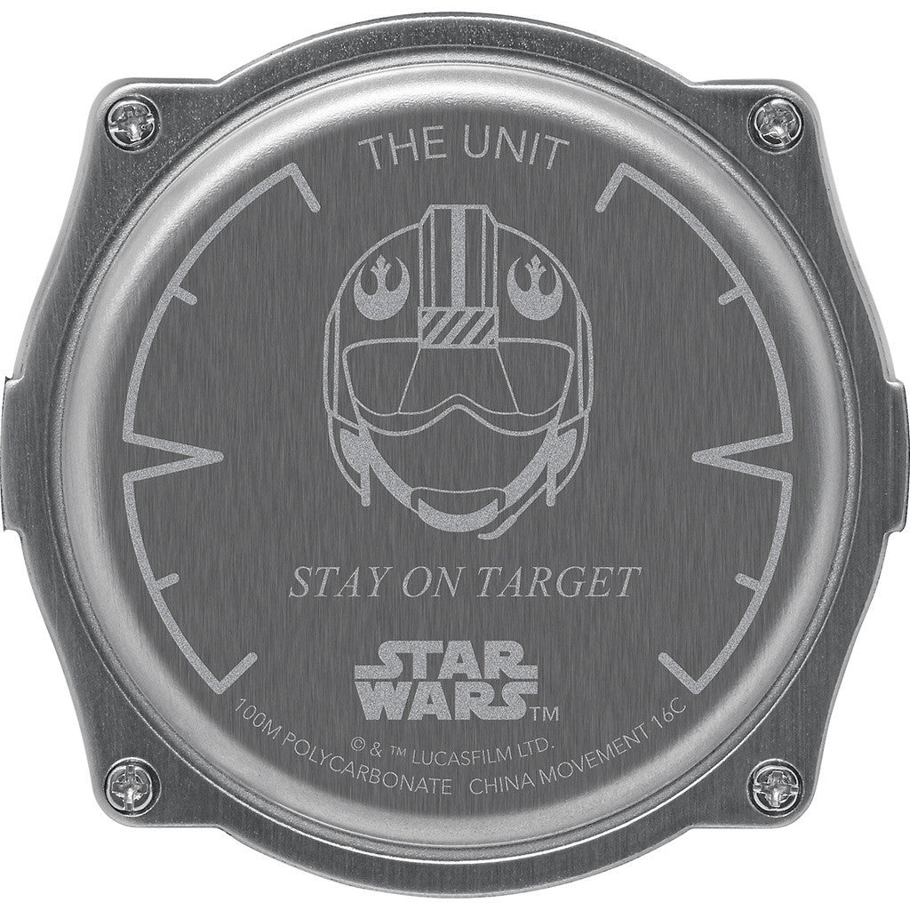 ... Nixon x Star Wars Unit Watch | Rebel Pilot Orange A197SW 2384-00 ...