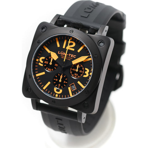 Lum-Tec A20 Watch | Rubber Strap