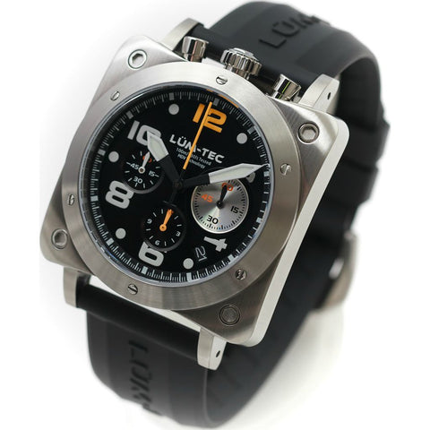 Lum-Tec A21 Watch | Rubber Strap