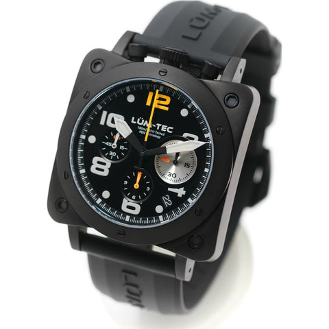 Lum-Tec A22 Watch | Rubber Strap