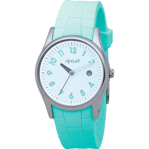 Rip Curl Echo Silicone Strap Watch | Mint A2416G