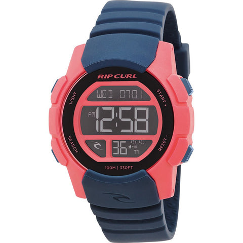 Rip Curl Mission Girls Digital Watch | Peach A2892G