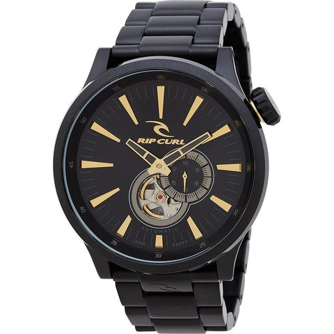 Rip Curl Recon Xl Auto Midnight SS Watch | Midnight A2896