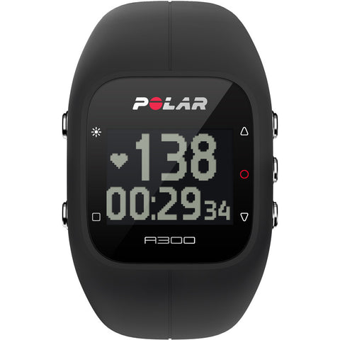 Polar A300 Fitness & Activity Tracker Watch | Black