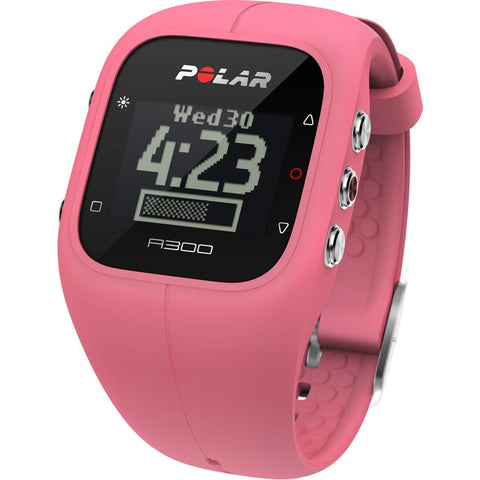 Polar A300 Fitness & Activity Tracker Watch HR | Pink