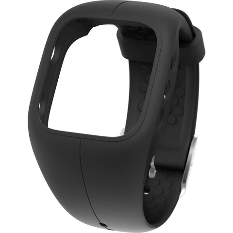 Polar A300 Fitness & Activity Tracker Watch Wrist Strap | Black 91054245
